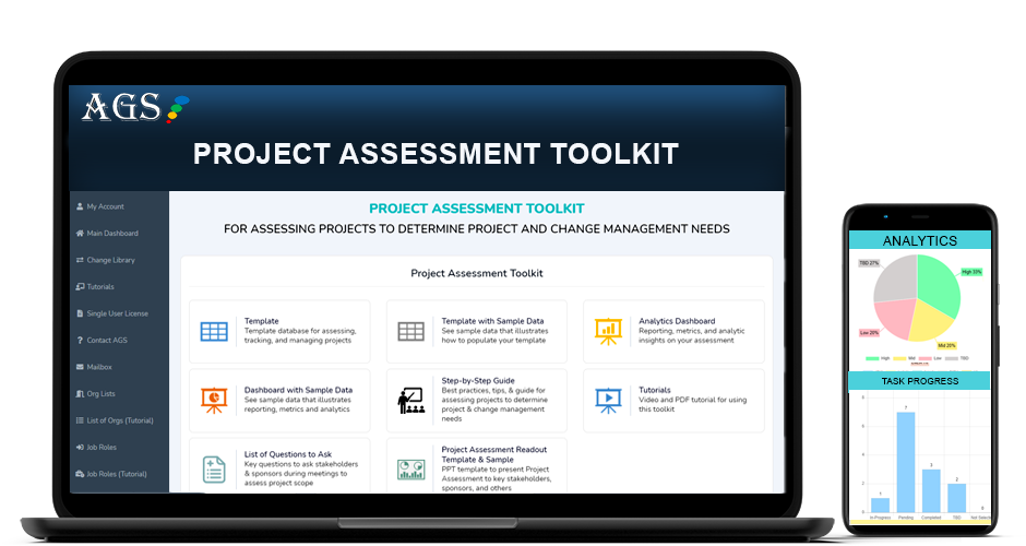 Project Assessment Template