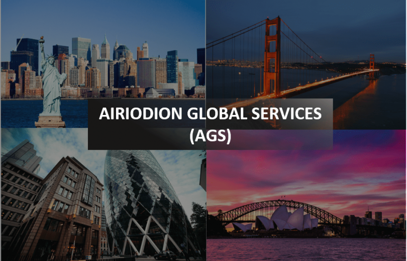 Airiodion Global Services. AGS-min