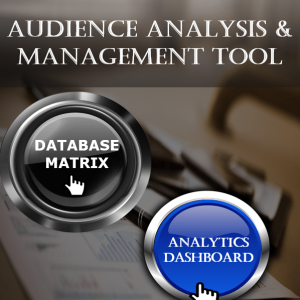 Audience Analysis & Management Tool - Product Image