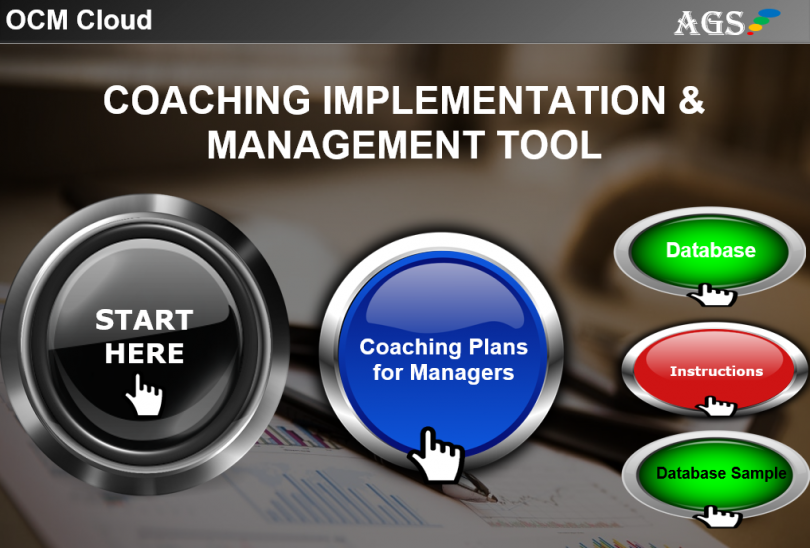 Coaching Management and Implementation Software Tool