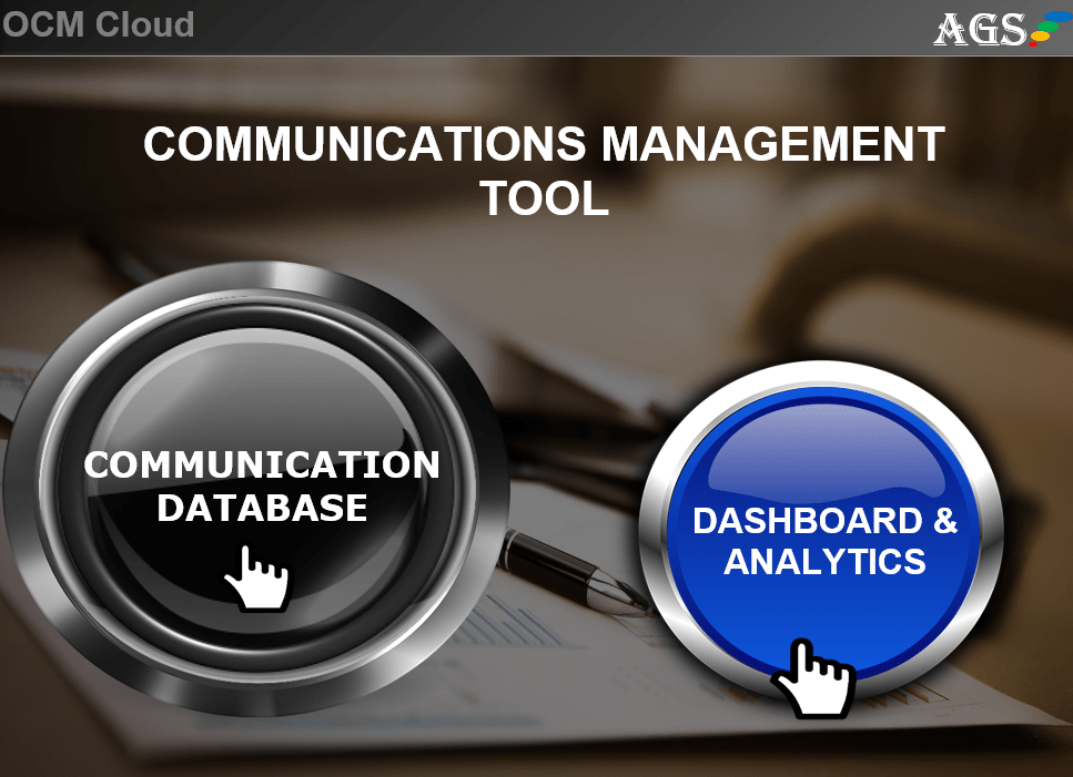 Communications Management Tool - AGS