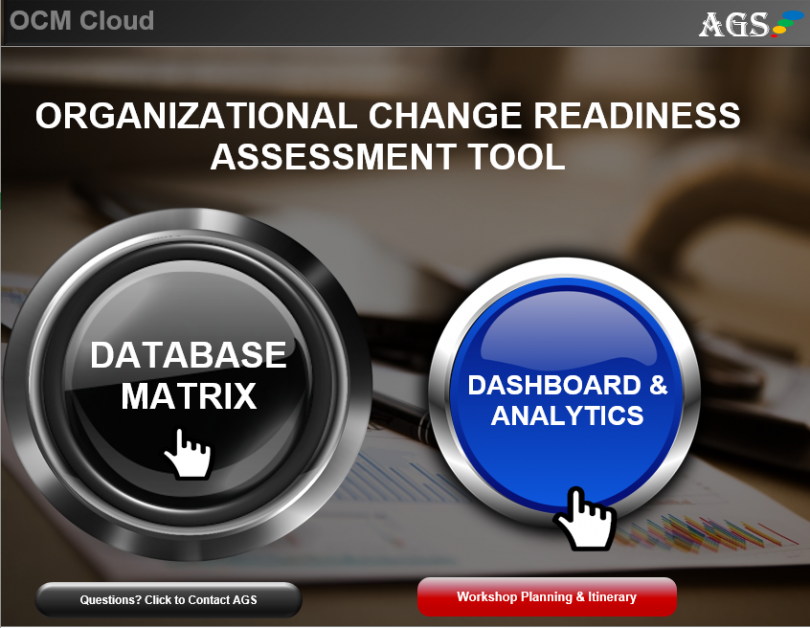 Organizational Readiness Analysis Software Tool