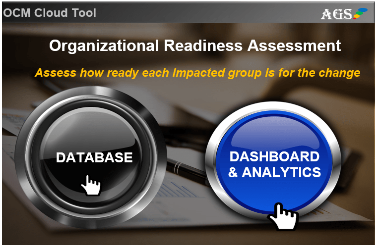 Organizational Readiness Assessment Tool