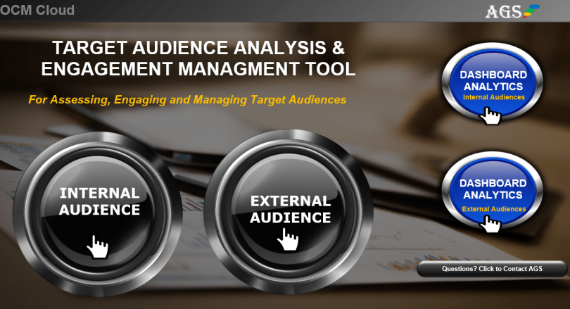 Target Audience Assessment Software Tool-min