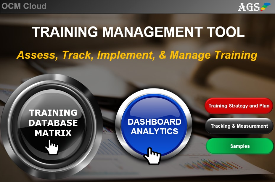 Training Management Tool, Software, Template, Samples-Min1