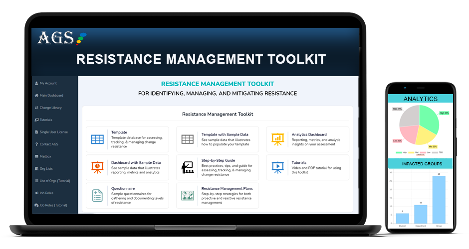 Manage Customer and Employee Resistance