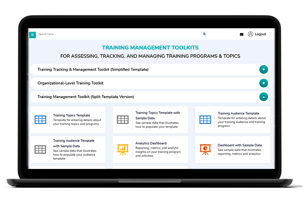 AGS Training & Enablement Toolkit