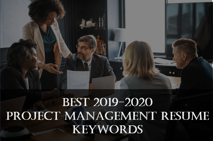 Best Project Management Resume Keywords for Program and Project Managers-min