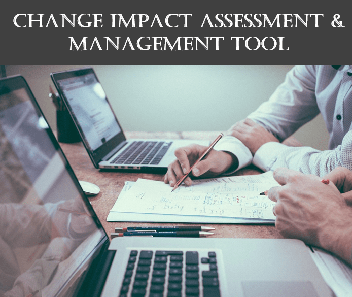 Change impact assessment and management tool-min