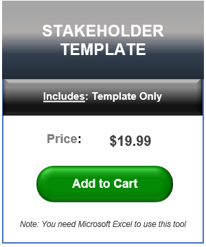 Stakeholder Assessment Template
