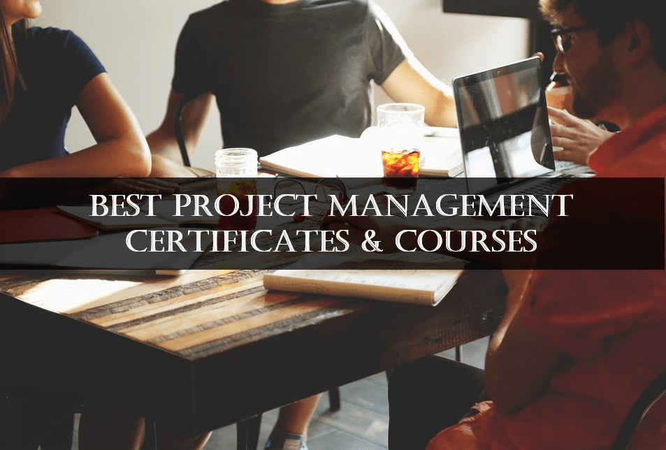 best project management courses online-min