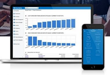 Acumatica Review - Enterprise Resource Planning ERP Systems