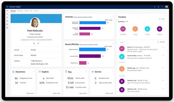 Microsoft Dynamics 365 Review - 2020's Most Popular ERP Systems