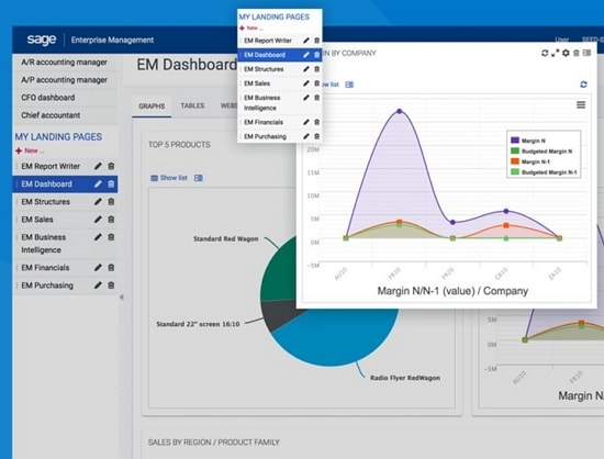 Sage Business Cloud X3 Review - Top Enterprise Resource Planning ERP Systems