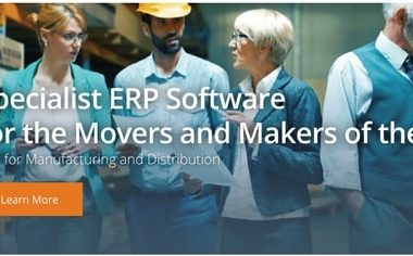 Syspro Review - Cloud-Based ERP Software