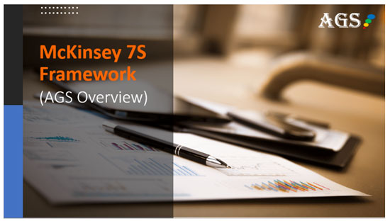 mckinsey 7s model ppt & pdf - AGS Overview