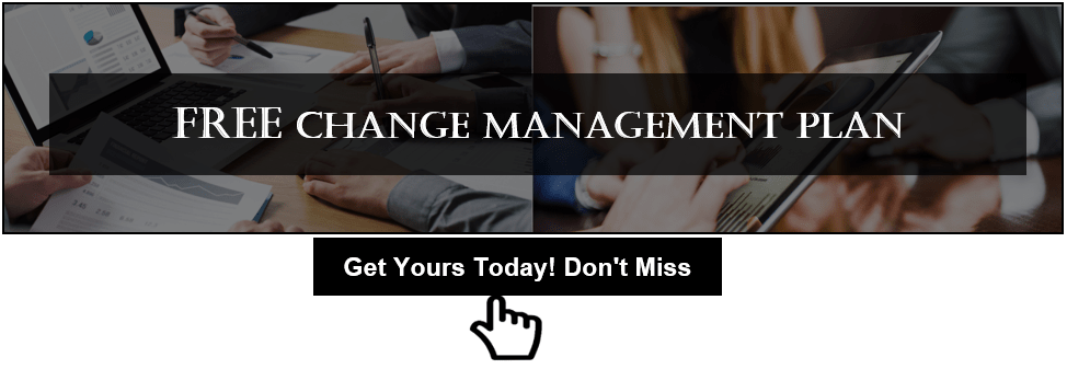Free Change Management Plan and Template - Airiodion Global Services (AGS)-min