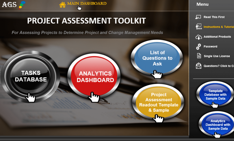 Software Tool for Assessing Projects and Programs-min