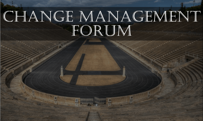 Change Management Forum, Conference, Meetings-min