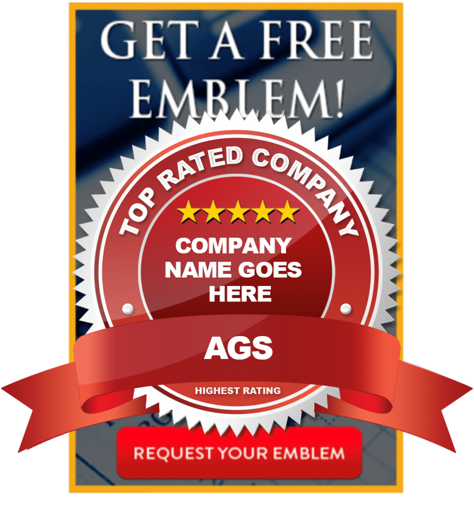 AGS Award Emblem. Ranking and Selection Methodologies