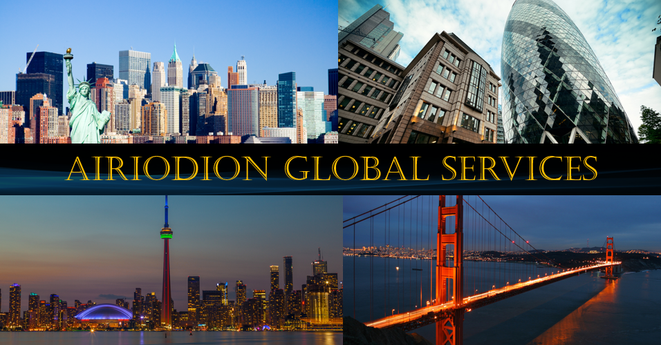 AGS - Airiodion Global Services