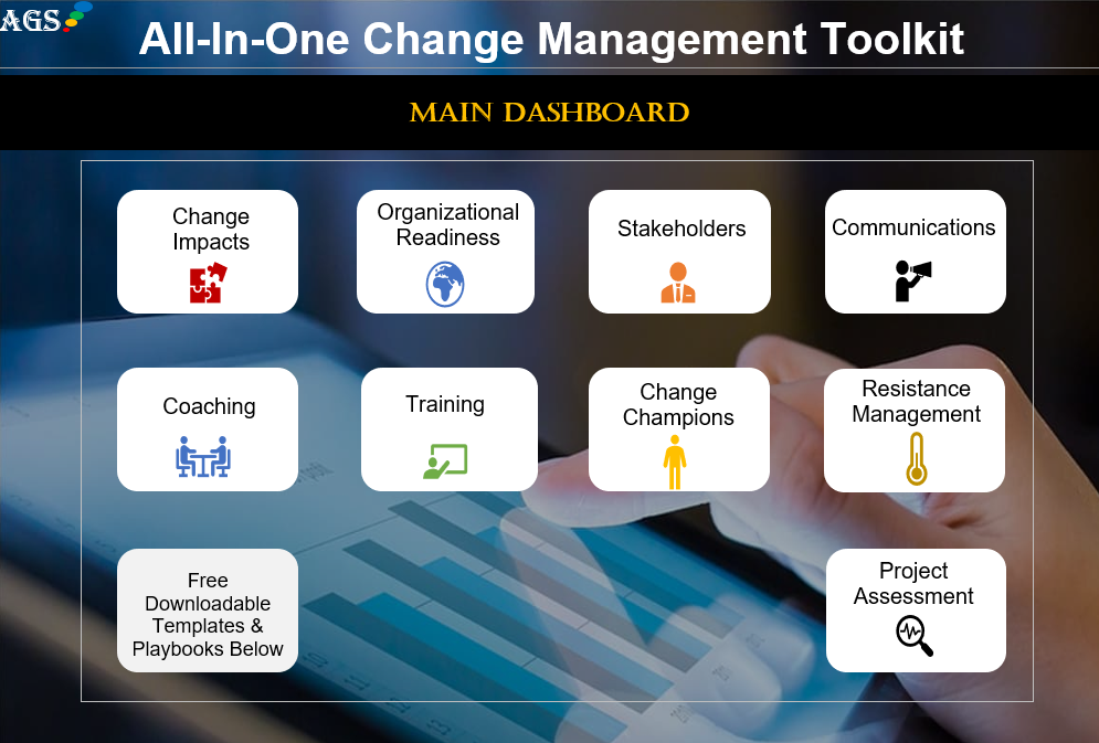All-In-One Change Management Tool
