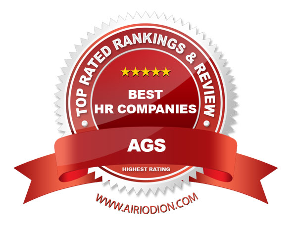 Red Awad Emblem for Best HR Companies