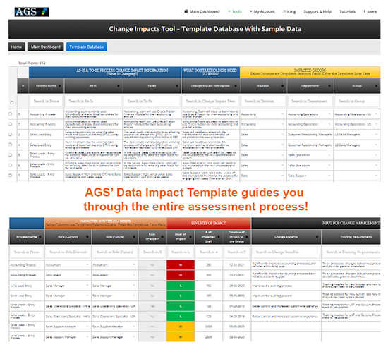 AGS Data Processing Impact Assessment