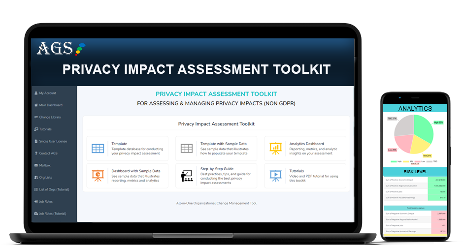 AGS Privacy Impact Assessment Toolkit