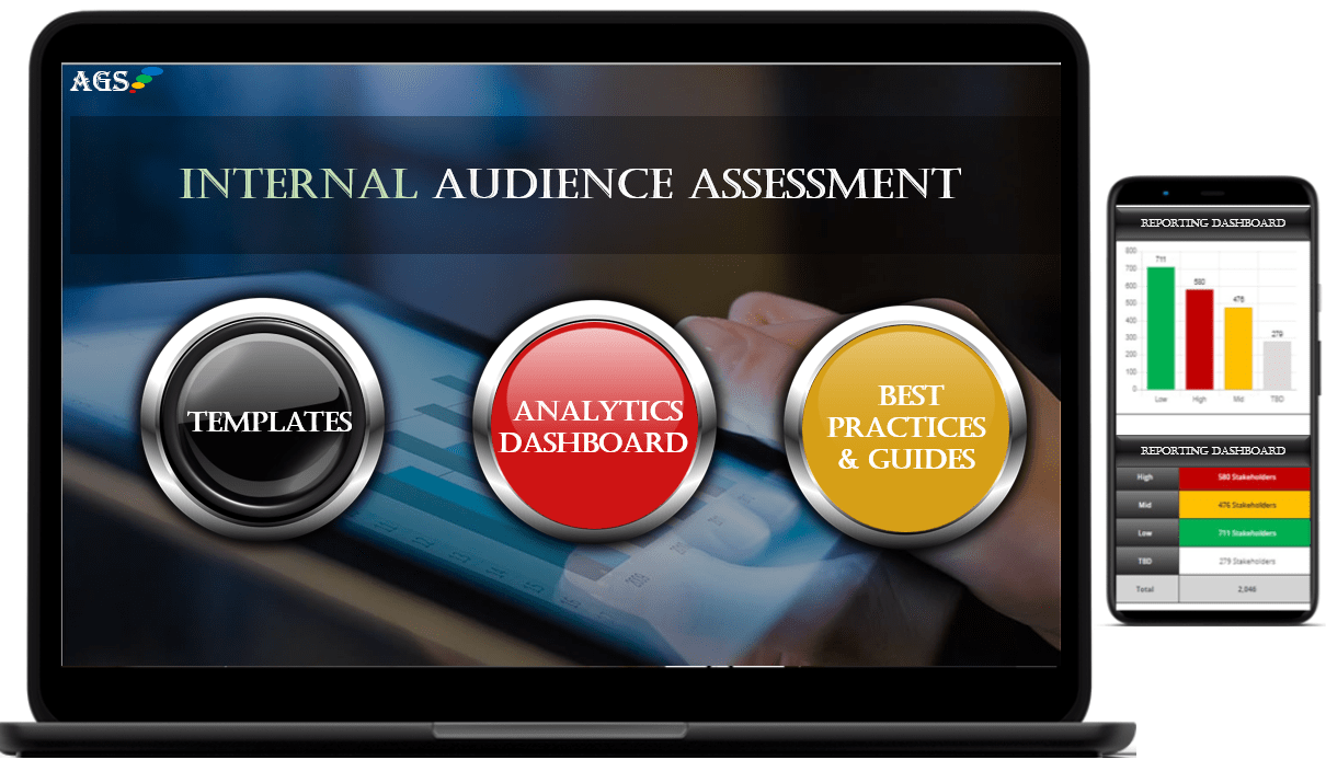Audience Target Analysis - Excel Template-min