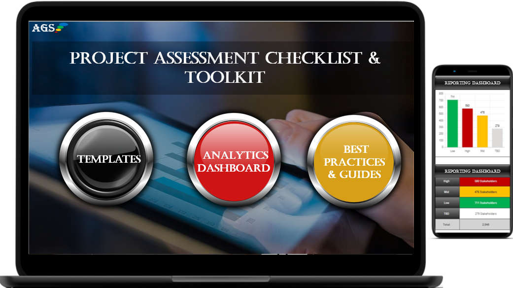 Project Assessment Template and Dashboard