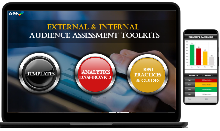 AGS Target Audience Analysis Tools and Templates - Excel, Software