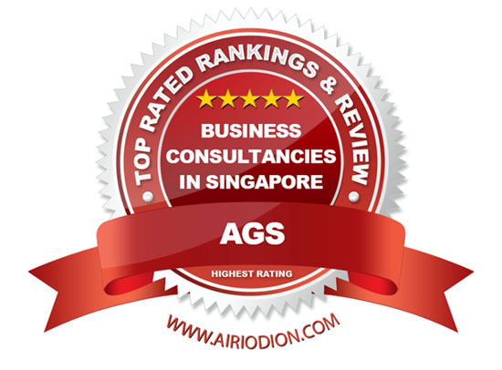 AGS Award Emblem - Best Business Consultancies in Singapore