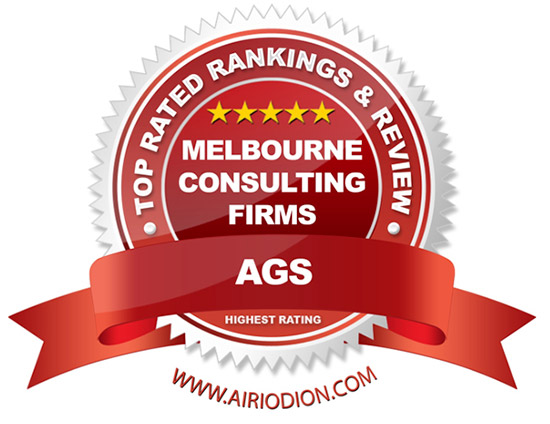 AGS Award Emblem - Best Melbourne Consulting Firms